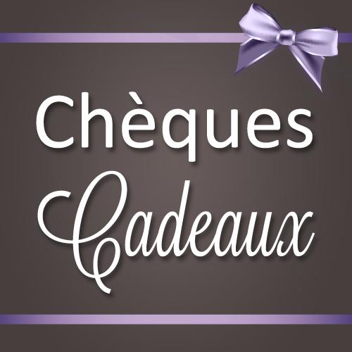 Les Formules Chèques Cadeaux d'un montant €